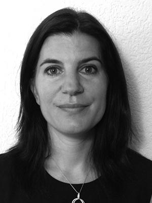 Astrid Robert, secrétaire